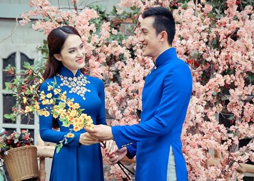huong giang idol lang man ben ban trai viet kieu - 1
