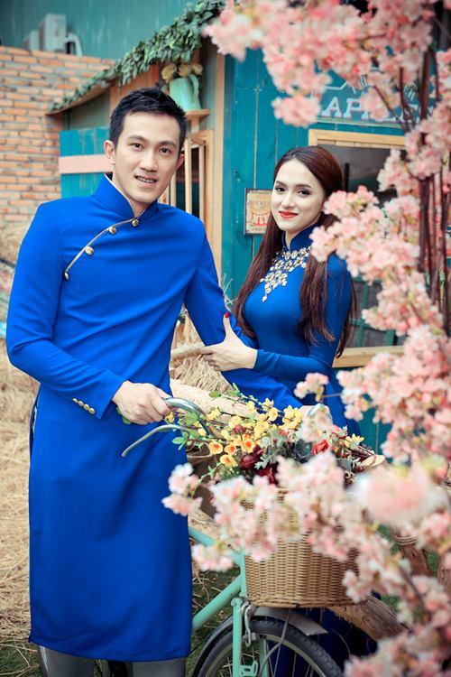 huong giang idol lang man ben ban trai viet kieu - 3
