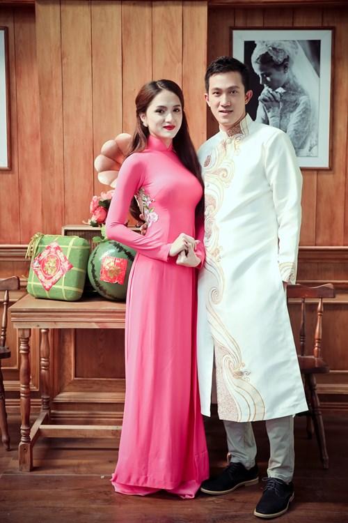 huong giang idol lang man ben ban trai viet kieu - 5