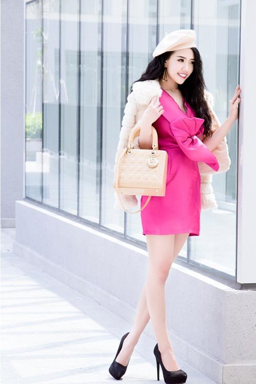 """goi y """"len do"""" cho co nang me street style tieu thu - 4"""