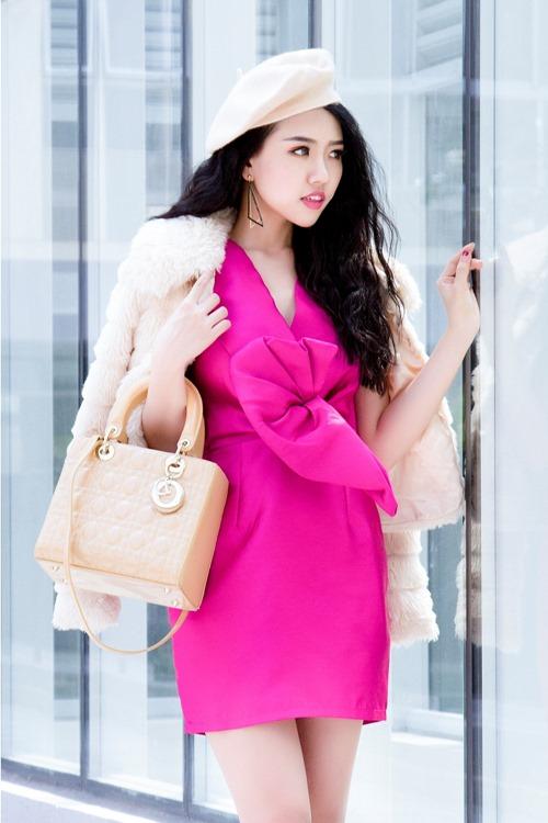 """goi y """"len do"""" cho co nang me street style tieu thu - 5"""