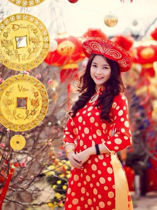 Cô gái Hà thành ăn tết thả ga mà không tăng cân-1