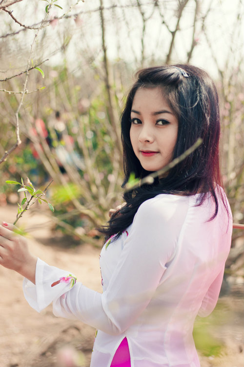 Cô gái Hà thành ăn tết thả ga mà không tăng cân-7