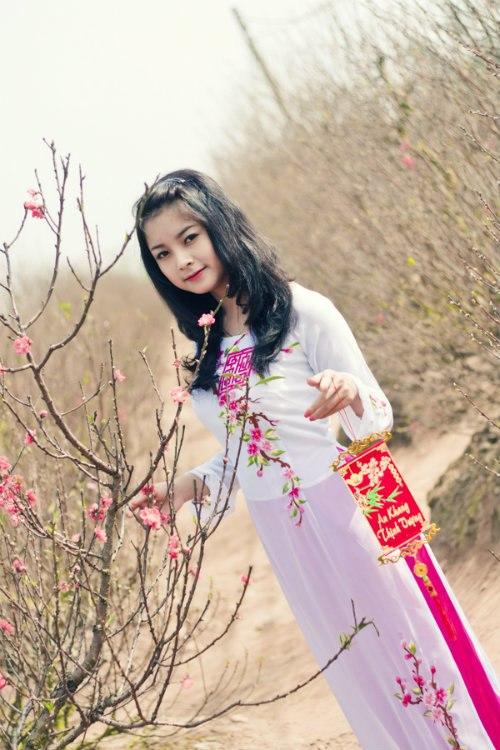 Cô gái Hà thành ăn tết thả ga mà không tăng cân-11