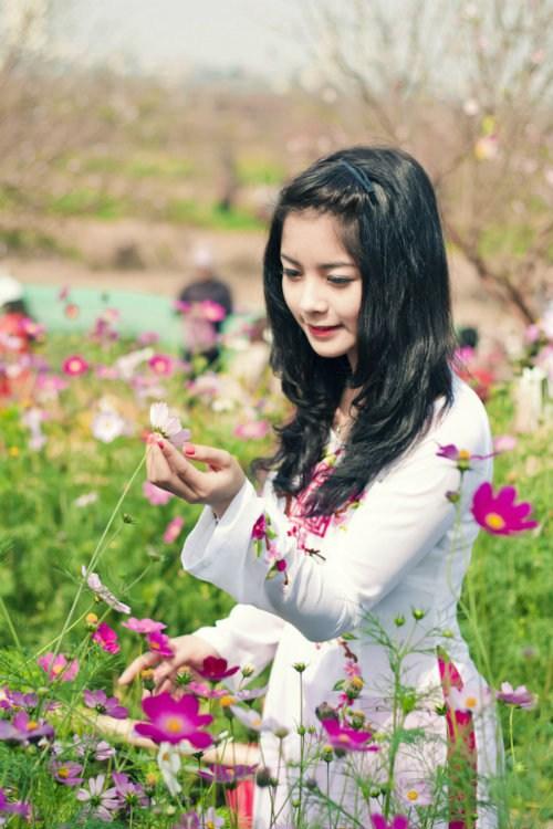 Cô gái Hà thành ăn tết thả ga mà không tăng cân-13
