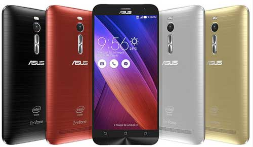asus zenfone 2 se co ba phien ban su dung chip cua intel, qualcomm va mediatek - 1