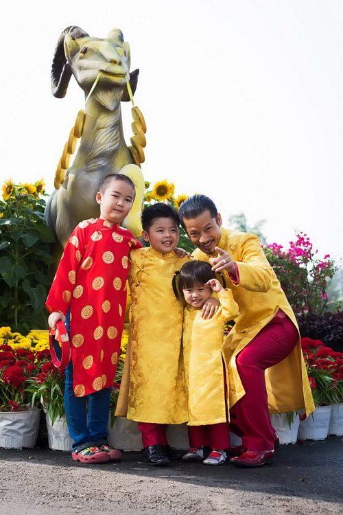 "gia dinh hung cuu long hanh phuc giua ""bao ly hon"" - 12"