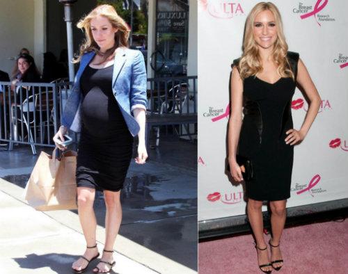 Học mỹ nhân thế giới bí quyết giảm cân sau sinh - 7