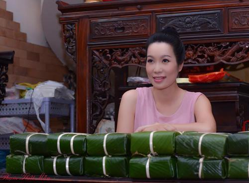 sao viet no nuc don nha, goi banh chung don tet - 6
