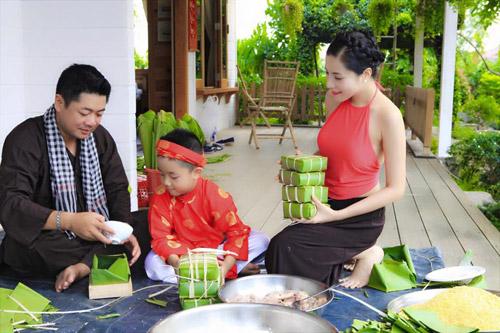 sao viet no nuc don nha, goi banh chung don tet - 9