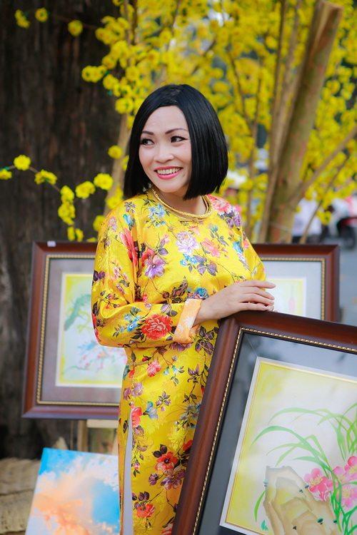 """phuong thanh mac ao dai lam """"pho nhay"""" cho nhom mtv - 1"""