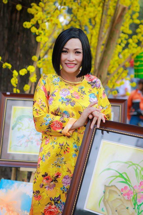 """phuong thanh mac ao dai lam """"pho nhay"""" cho nhom mtv - 2"""