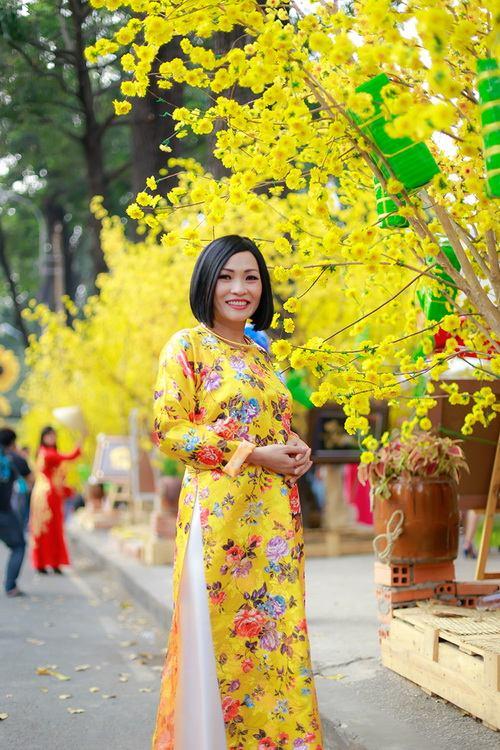 """phuong thanh mac ao dai lam """"pho nhay"""" cho nhom mtv - 4"""