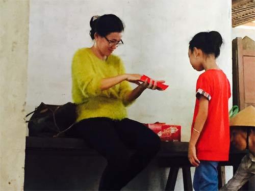 Angela Phương Trinh đón Tết cùng gia đình ở Long An-2