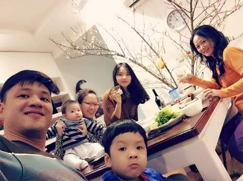 Angela Phương Trinh đón Tết cùng gia đình ở Long An-13