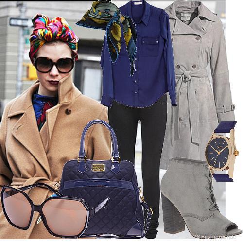 5 kiểu áo khoác mùa Xuân giúp chị em thêm kiêu hãnh-8