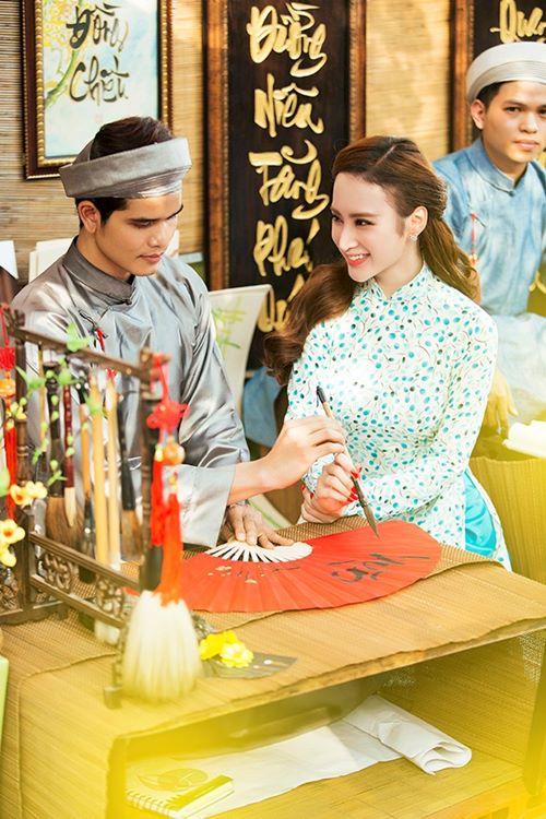angela phuong trinh ru ban nhay tay xuong pho dau nam - 7