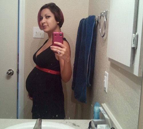 """""""Thót tim"""" xem mẹ bầu 9 tháng nuốt kiếm-4"""