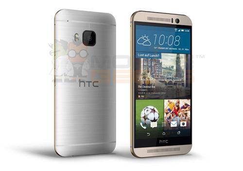 Ảnh chính thức HTC One (M9) bị lộ trước thềm ra mắt - 2