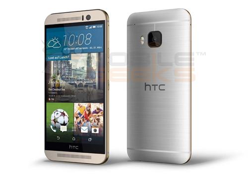 Ảnh chính thức HTC One (M9) bị lộ trước thềm ra mắt - 3