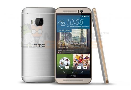 Ảnh chính thức HTC One (M9) bị lộ trước thềm ra mắt - 4