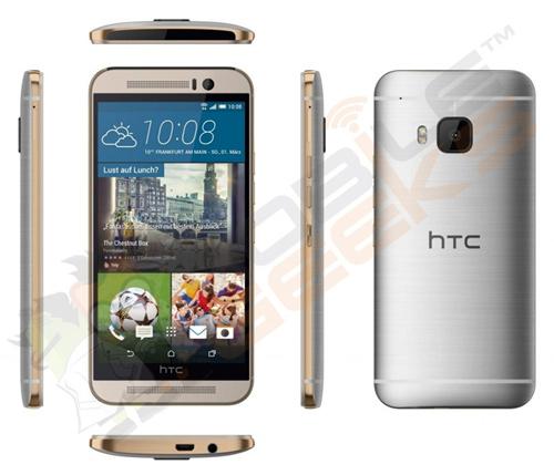 Ảnh chính thức HTC One (M9) bị lộ trước thềm ra mắt - 5
