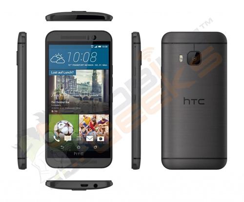 Ảnh chính thức HTC One (M9) bị lộ trước thềm ra mắt - 6