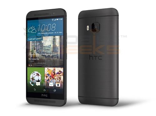 Ảnh chính thức HTC One (M9) bị lộ trước thềm ra mắt - 7