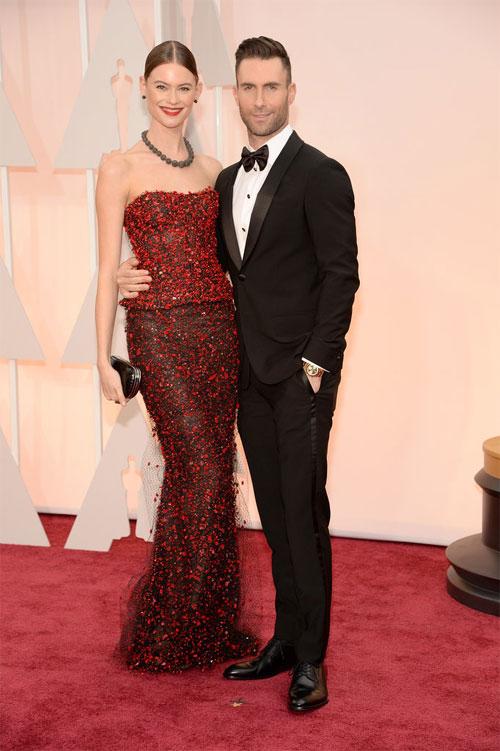 Dàn sao lộng lẫy trên thảm đỏ Oscar 2015-13