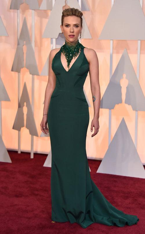 Dàn sao lộng lẫy trên thảm đỏ Oscar 2015-4
