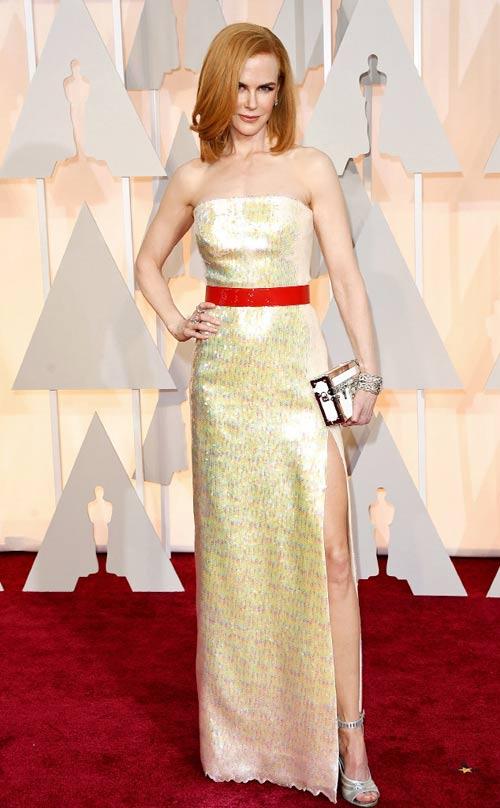 Dàn sao lộng lẫy trên thảm đỏ Oscar 2015-5