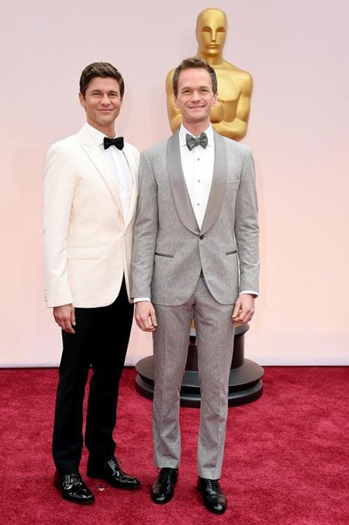 Dàn sao lộng lẫy trên thảm đỏ Oscar 2015-2