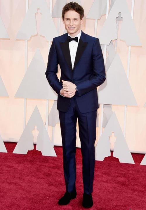Dàn sao lộng lẫy trên thảm đỏ Oscar 2015-6