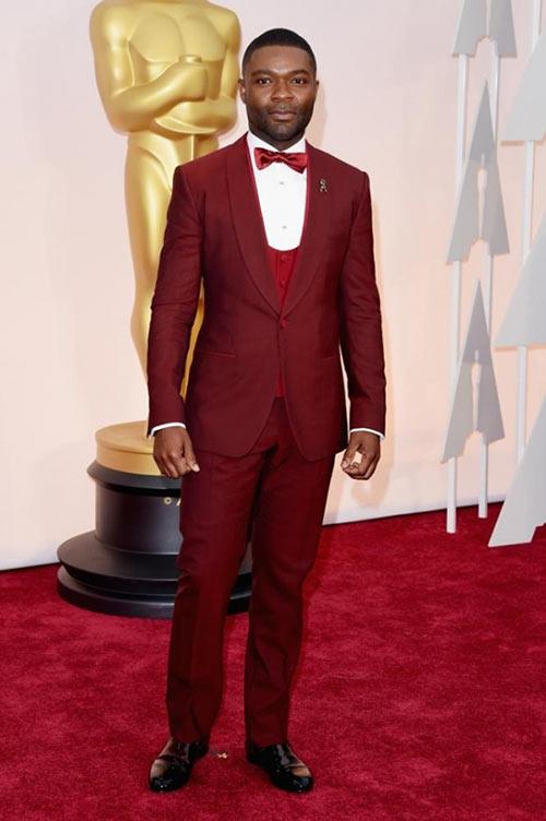 Dàn sao lộng lẫy trên thảm đỏ Oscar 2015-8