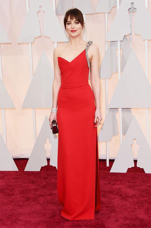 Dàn sao lộng lẫy trên thảm đỏ Oscar 2015-10