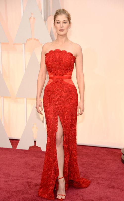 Dàn sao lộng lẫy trên thảm đỏ Oscar 2015-9