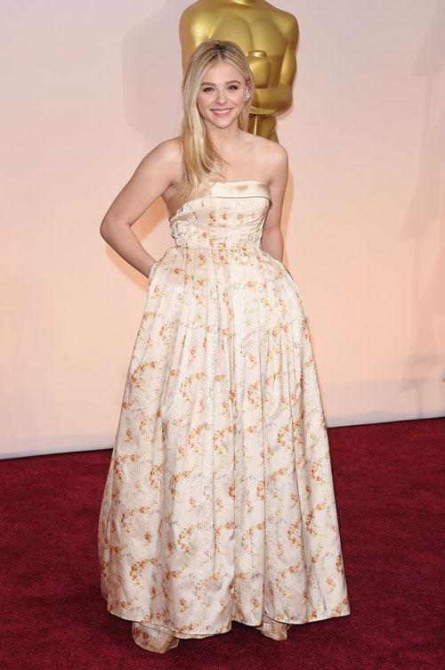 Dàn sao lộng lẫy trên thảm đỏ Oscar 2015-7