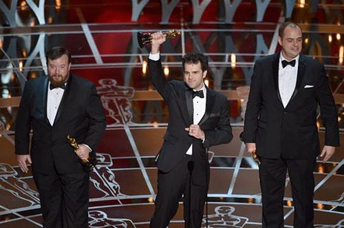Big Hero 6 được vinh danh phim hoạt hình xuất sắc nhất-7