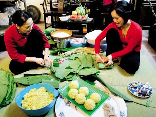 """Có một """"lò"""" bánh chưng made in Lê Khanh-2"""