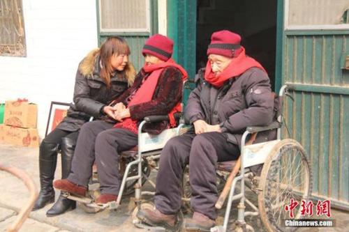 Cặp vợ chồng sống thọ nhất TQ: 108 và 109 tuổi-3