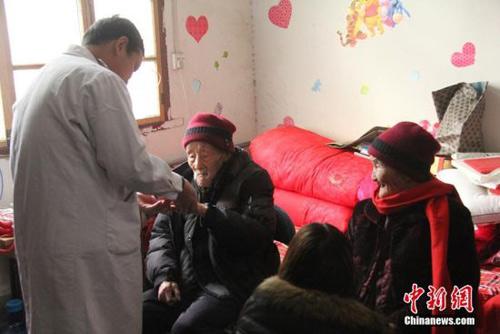 Cặp vợ chồng sống thọ nhất TQ: 108 và 109 tuổi-4