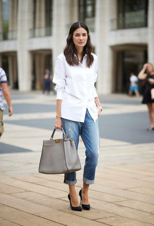 "goi y tu nhung nang cong so ""nghien"" mac jeans - 1"