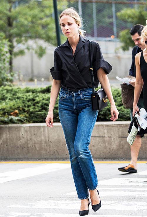 "goi y tu nhung nang cong so ""nghien"" mac jeans - 2"