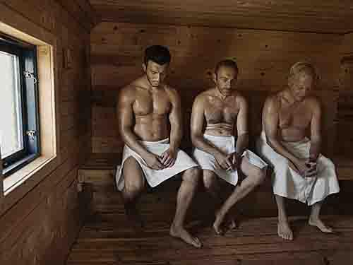 Sauna giúp giảm nguy cơ bệnh tim-1