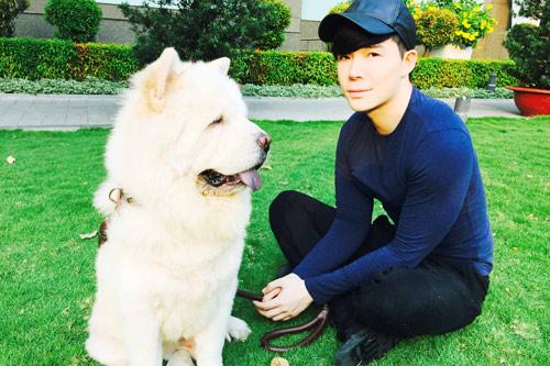 Nathan Lee tiết lộ tình yêu dành cho cún cưng-9