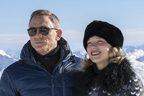 "he lo hinh anh dau tien trong ""007: spectre"" - 6"