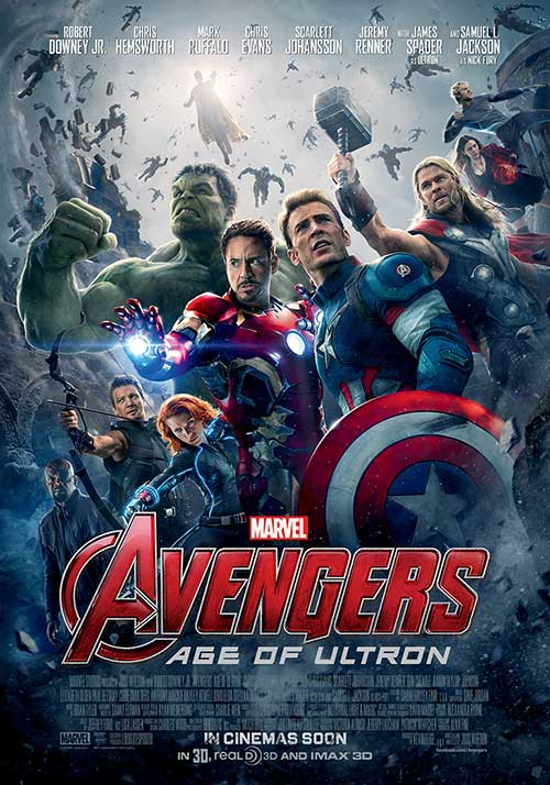 """""""avengers: de che ultron"""" se ra mat som tai viet nam - 5"""
