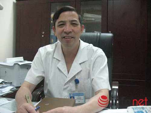 nu cuoi cua giam doc benh vien phu san trung uong - 1