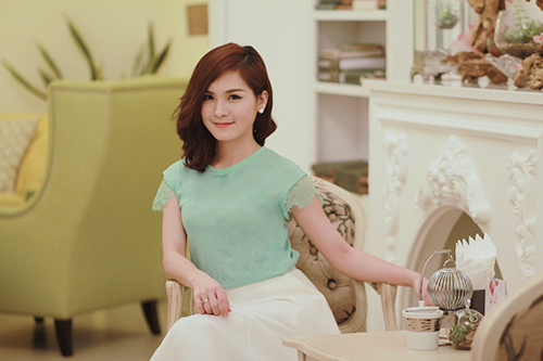 co nang pastel duyen dang cong so dau nam - 1