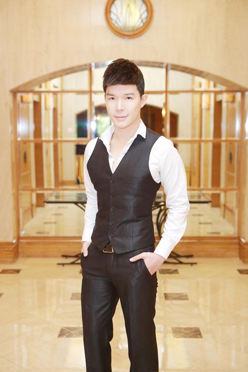 """nathan lee cong khai goi phuong mai la """"vo"""" - 3"""